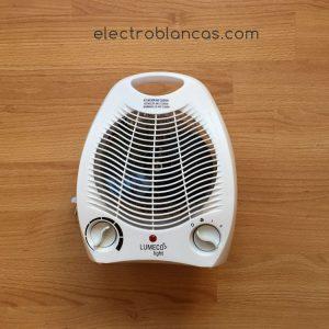 calefactor lumeco 07204 1000-2000w. - electroblancas