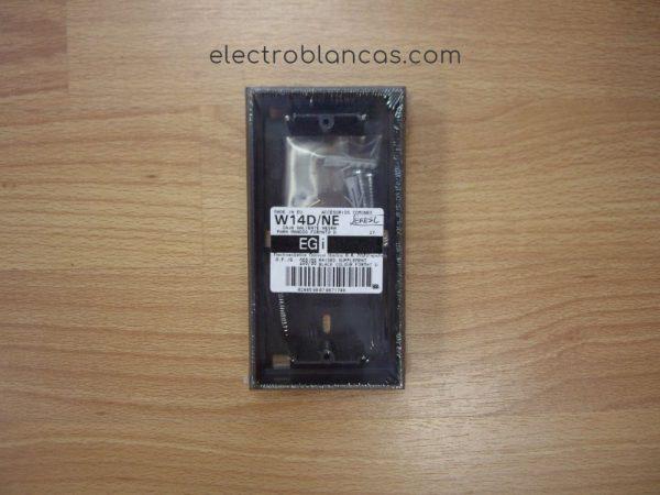 caja superficie EGI W14DNE para mandos formato D - electroblancas