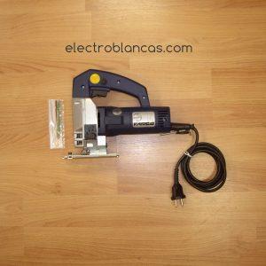 caladora empuñadura electrónica pendular SCA550PEM 550w. - 230v. - electroblancas