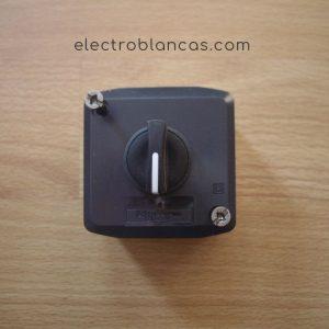 conmutador caldera+campana schneider - electroblancas