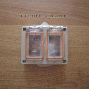 contenedor superficie 2 elemento eunea serie metropoli - electroblancas
