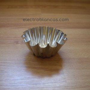 flanera pequeña ondulada - electroblancas