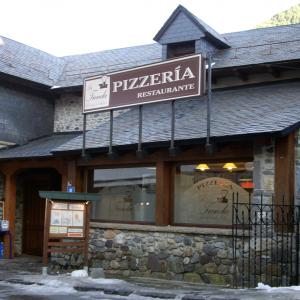 Instalación eléctrica de Pizzería La Tienda