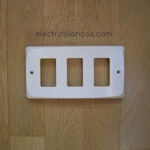 placa 3el. eunea metropoli bn - electroblancas