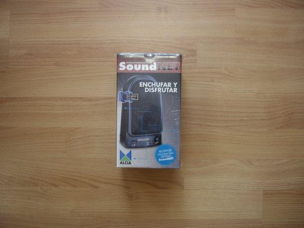 soun net altavoz sin cables ALCAD mod. SR-001 ref. 95121 - electroblancas