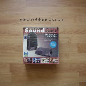 soun net sin cables ALCAD mod. SN-101 ref. 95120 - electroblancas