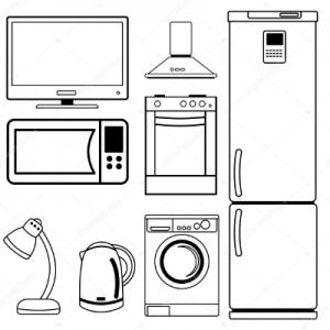 venta de electrodomésticos - electroblancas