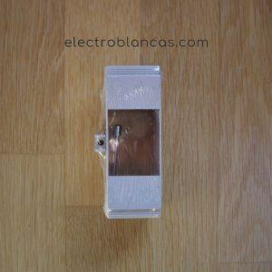 cubrebornes VIL714 1-2 módulos - electroblancas