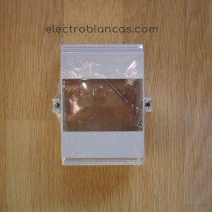 cubrebornes VIL715 2-4 módulos - electroblancas