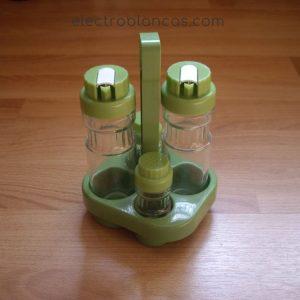 vinagreras araven verde ref. 00048 - electroblancas