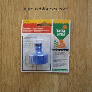 racord hembra 1 conex. rápida - 00055 - ref. 00118 - electroblancas