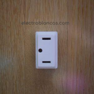 base enchufe eunea 3013B metropoli 2p+t - electroblancas