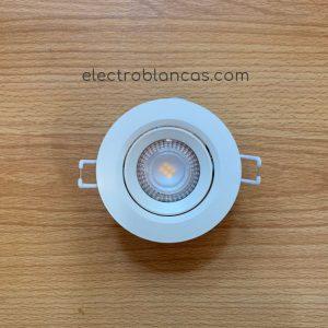 aro halog. edm31652 5w. 380lm. 3,2k - electroblancas