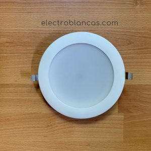 downlight THREELINE DL25WN BC - 25w. 1.990 lm - 3k - electroblancas