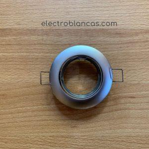 aro orient. cromo LINEASTC6412 ip20 Gx5,3 - electroblancas