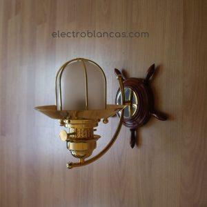 aplique mural timón ref. 00186 - electroblancas